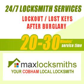 Cobham locksmiths